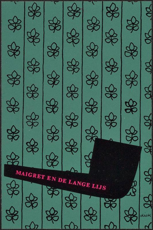Simenon, Georges [Maigret en de lange lijs / Zwarte Beertjes 794]