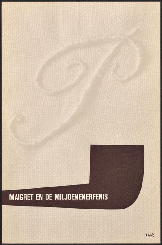 Simenon, Georges [Maigret en de miljoenenerfenis / Zwarte Beertjes 251]