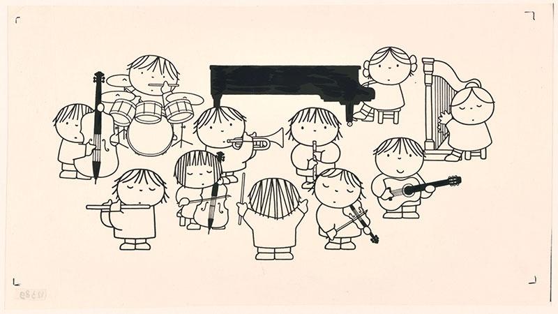 wij hebben een orkest [het orkest op p. 28 en p. 29]; het orkest [het orkest op p. 28 en p. 29, niet uitgegeven]