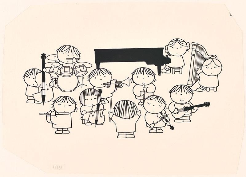 wij hebben een orkest [het orkest op p. 28 en p. 29]