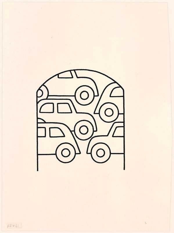eegje egel [stadspoort met auto's op p. 11]