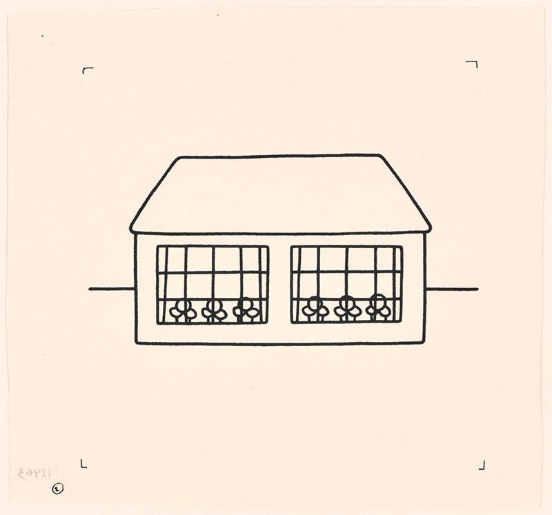 nijntje op school [schoolgebouw op p. 7]