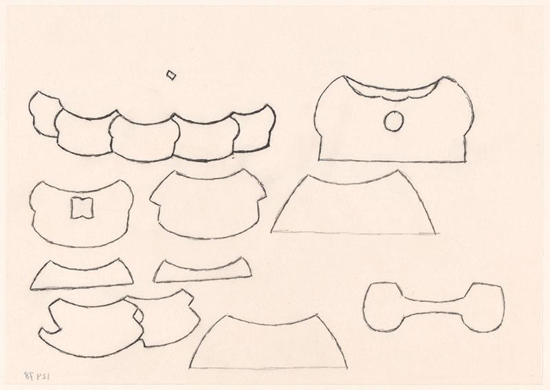 hangoor [hangoor op de omslag en op p. 11; de klas van nijntje op p. 5 en de omslag; de juf op p. 7; nijntje op p. 9; hangoor loopt naast nijntje op p. 15; portretten van hangoor en nijntje op p. 17 en 19; nijntje denkt na op p. 21]