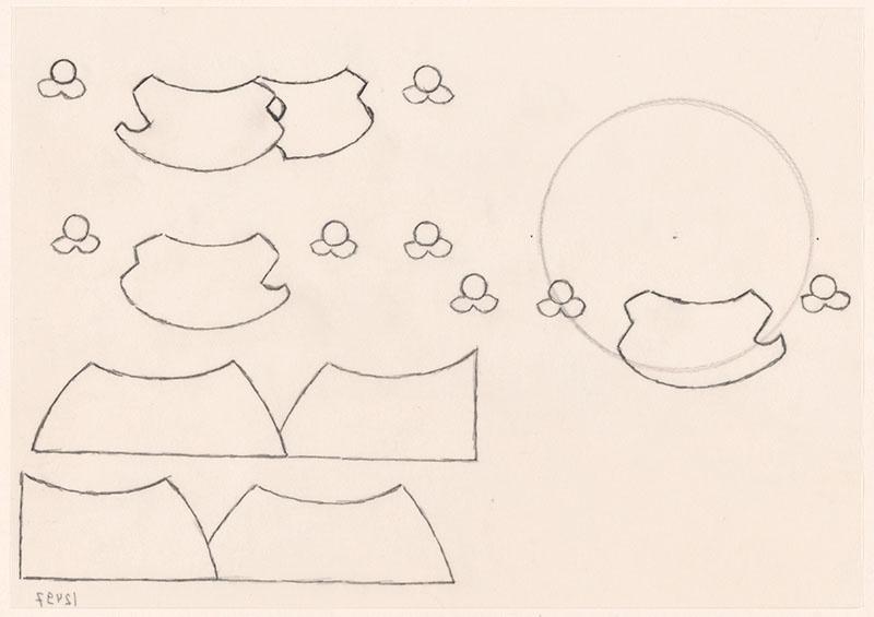 hangoor [hangoor loopt naast nijntje op het schutblad en op p. 15; portetten van nijntje en hangoor op p. 17 en 19; nijntje onderweg op p. 23; hangoor voortaan daan op p. 27]