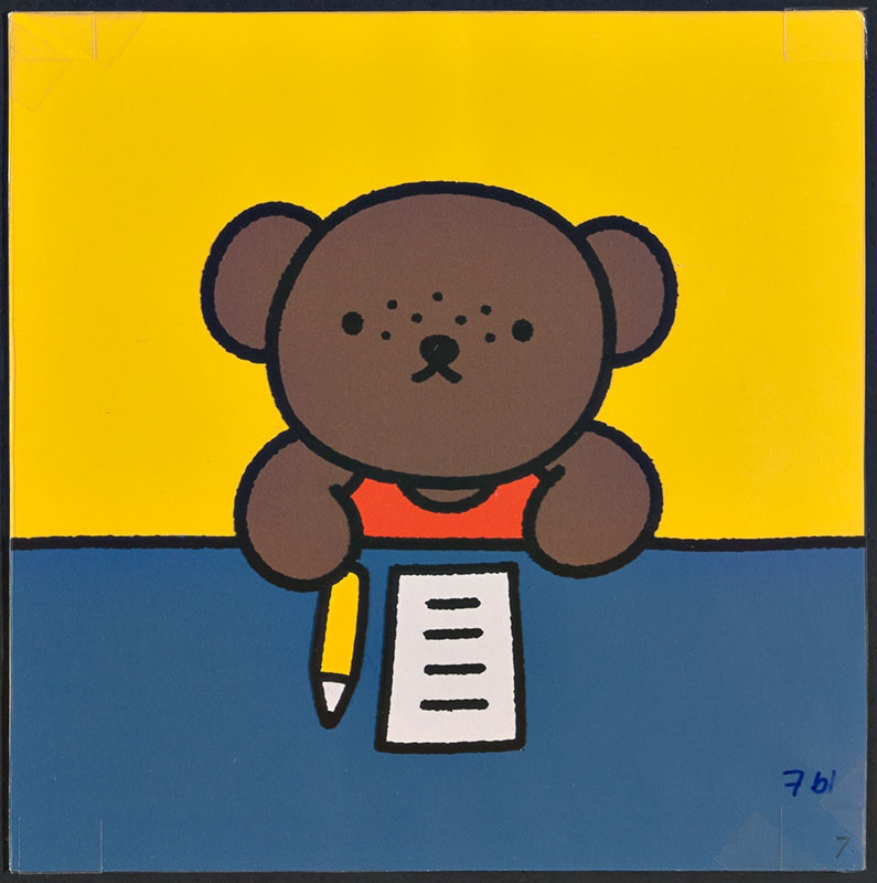boris doet de boodschappen [barbara maakt een boodschappenlijst op p. 7 en tekst op p. 8]