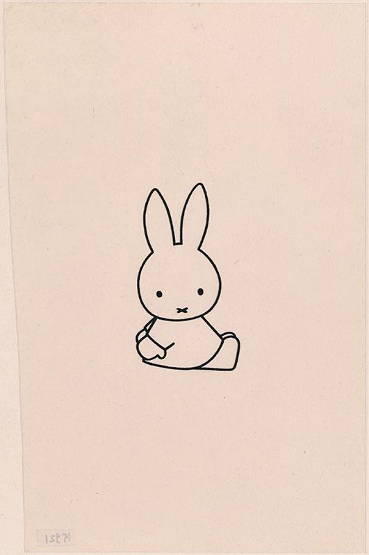 kleine pluis zittend [niet gebonden aan een kinderboek]