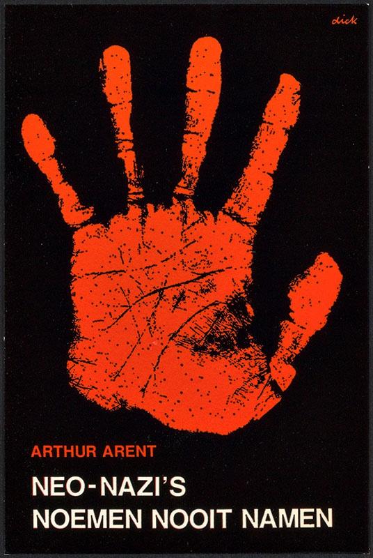 Arent, Arthur [Neo-Nazi's noemen nooit namen / Zwarte Beertjes 1348]