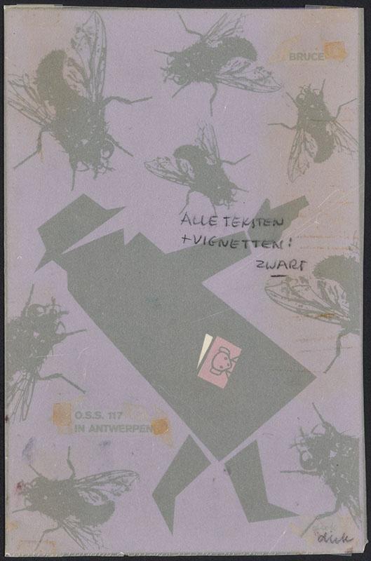 Bruce, Jean [O.S.S. 117 in Antwerpen / Zwarte Beertjes 1381]
