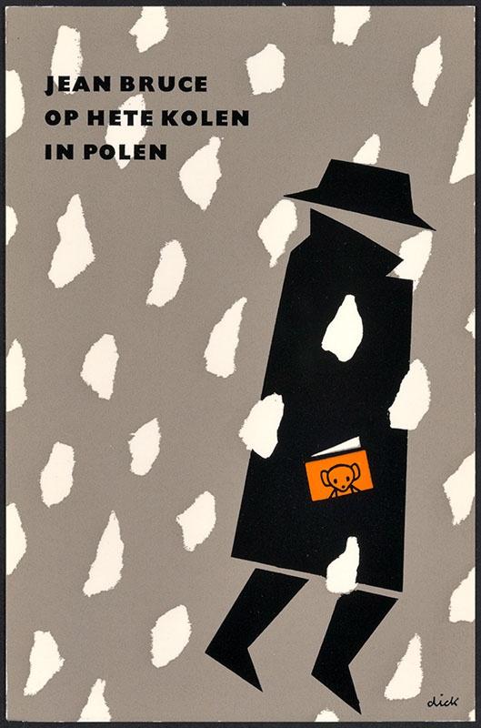 Bruce, Jean [Op hete kolen in Polen / Zwarte Beertjes 1183]