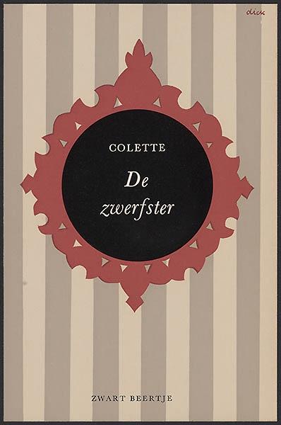 Colette [De zwerfster / Zwarte Beertjes 492]