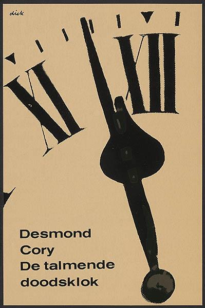 Cory, Desmond [De talmende doodsklok / Zwarte Beertjes 1217]