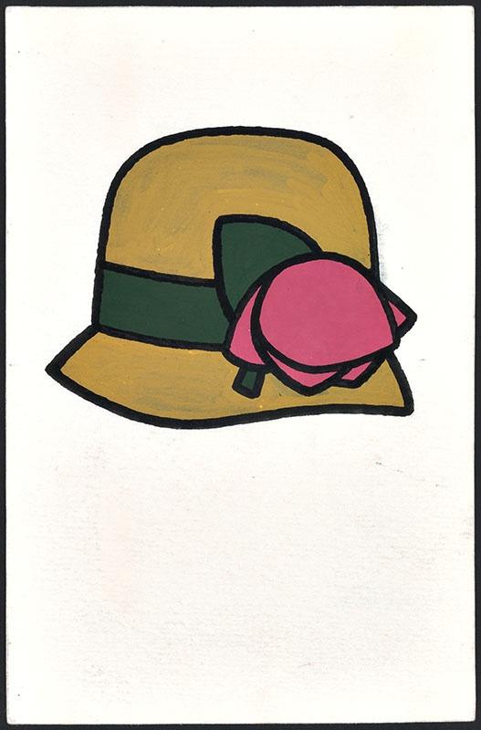 Gilman, Dorothy [De onstuitbare Mrs. Pollifax, De spionne met het hoedje / Zwarte Beertjes 1513]