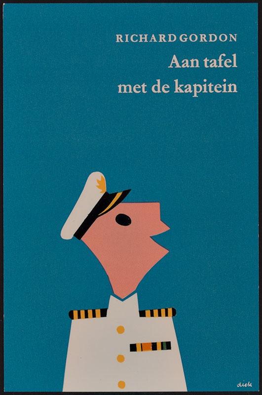 Gordon, Richard [Aan tafel met de kapitein / Zwarte Beertjes 265]