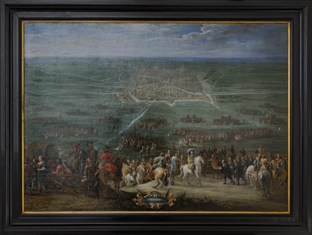 1/2 - Lambert de Hondt II, De overgave van Utrecht in 1672