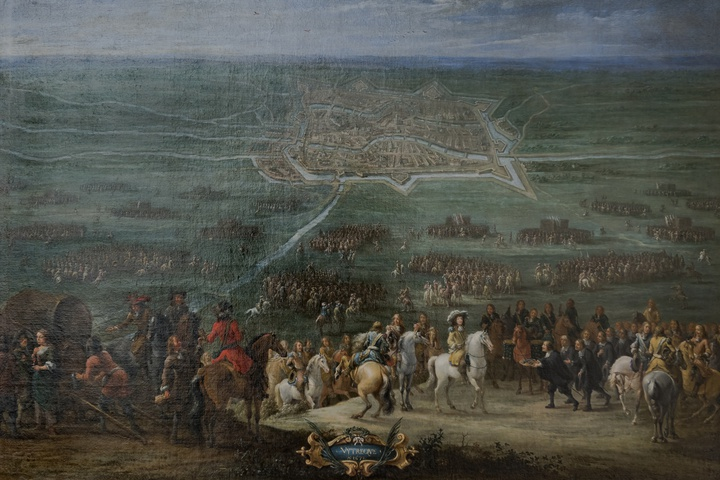 Centraal Museum verwerft 'De overgave van de stad Utrecht op  30 juni 1672'