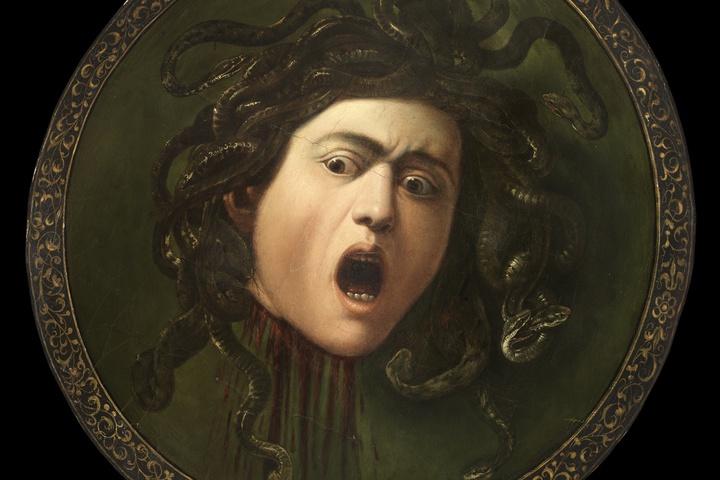 Medusa van Caravaggio voor het eerst naar Nederland
