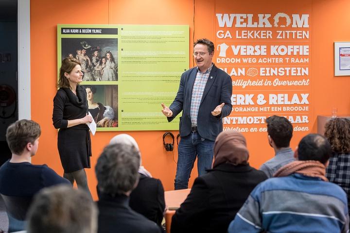 Interviews bewoners Overvecht en AZC Einsteindreef gelanceerd