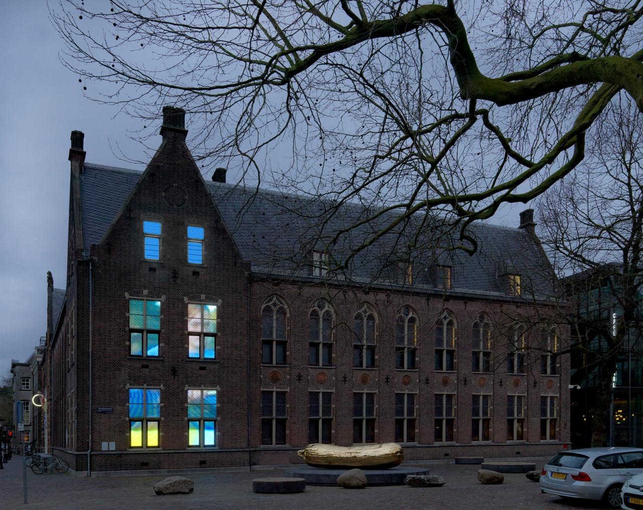 Jeroen Kooijmans, De roeier. 24 feb 2020 – mei 2020.