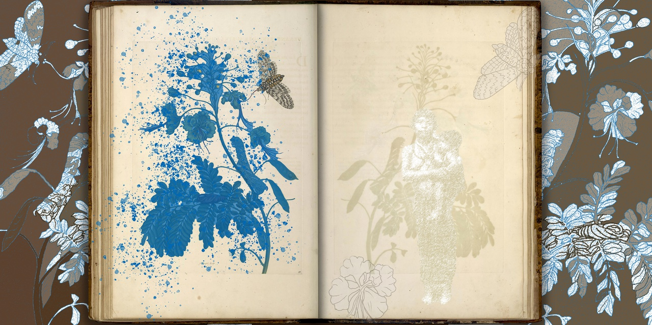 1/7 - Patricia Kaersenhout, Of Palimpsests and Erasure, 2021.