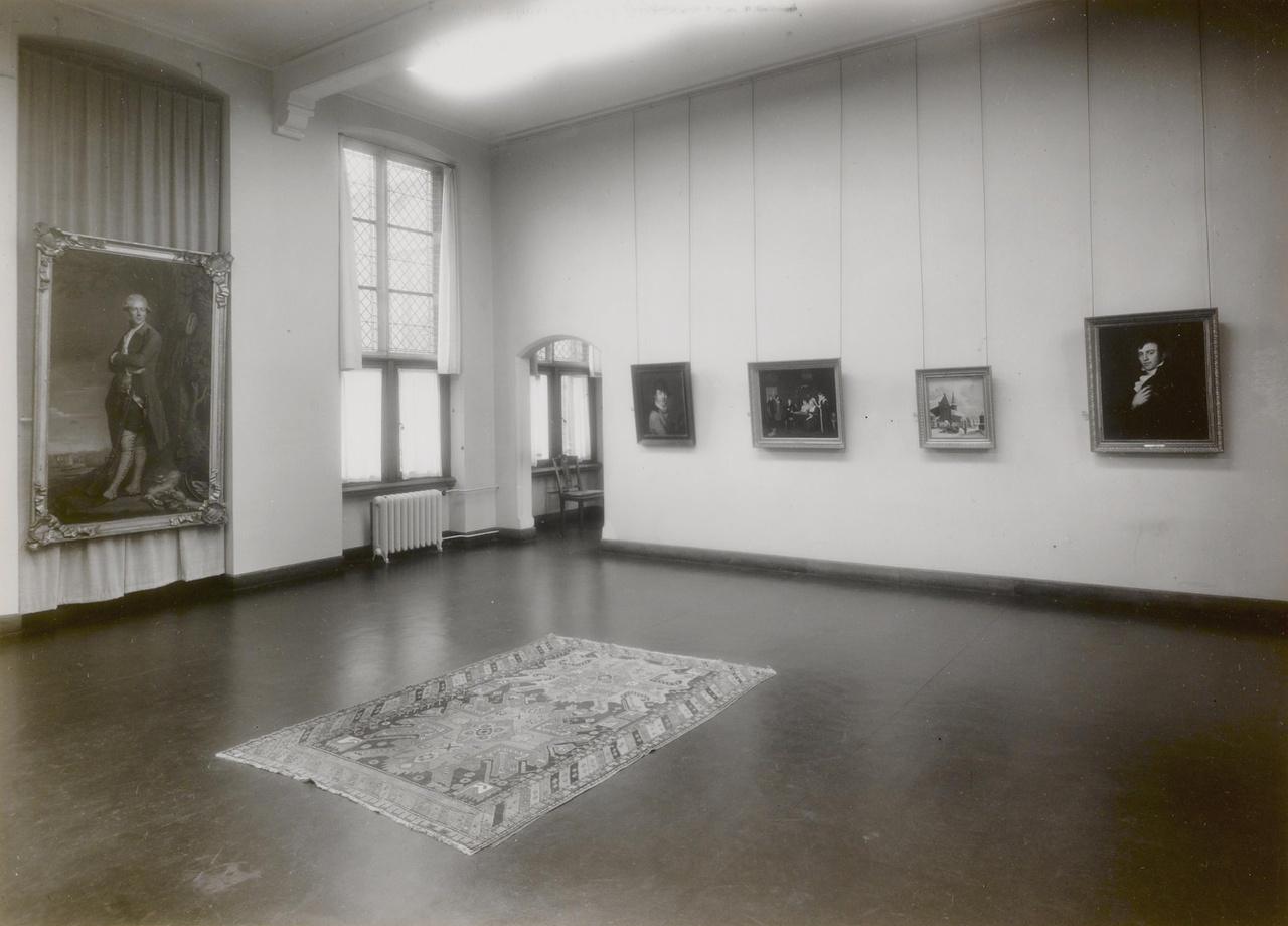 Beitel en palet. 150 Jaar Genootschap Kunstliefde