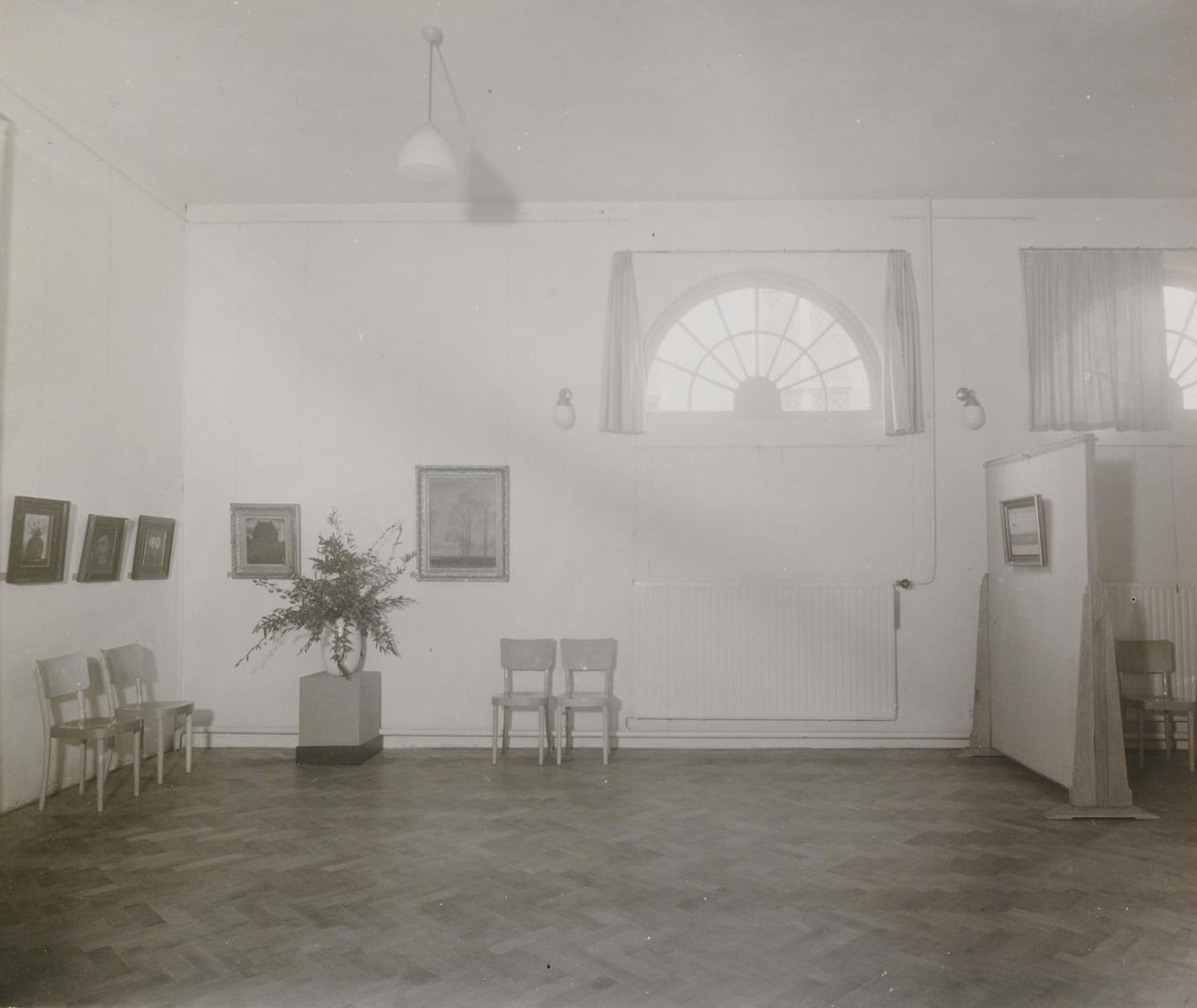 Herdenkingstentoonstelling Jan Mankes