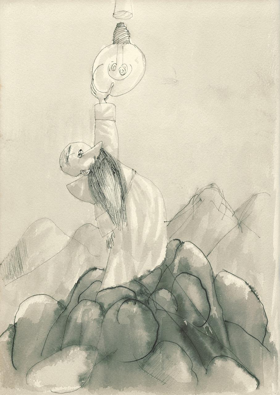 2/3 - Peter Vos, God schept het Licht