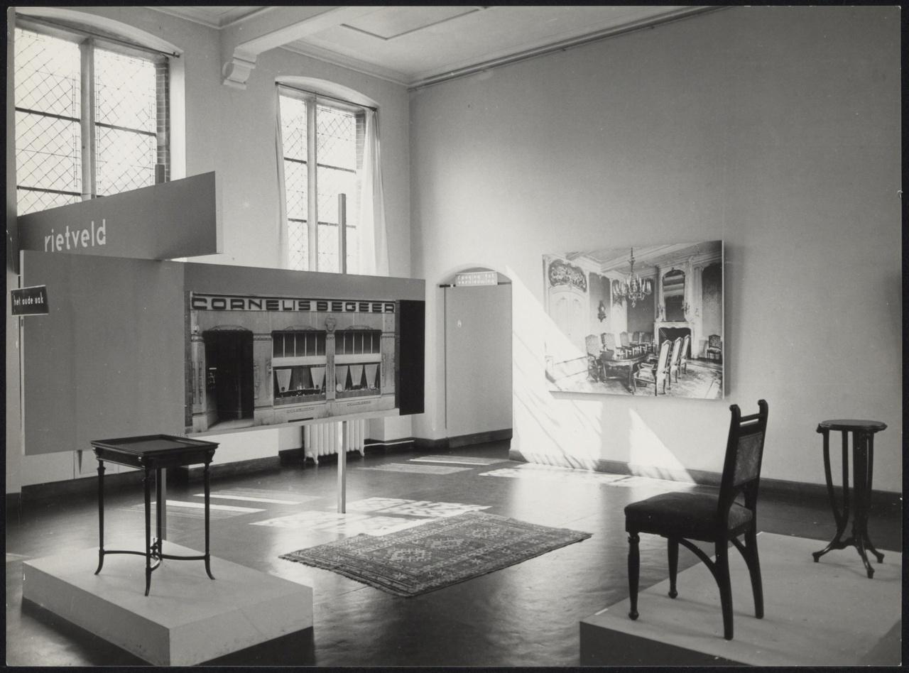 Rietveld-tentoonstelling