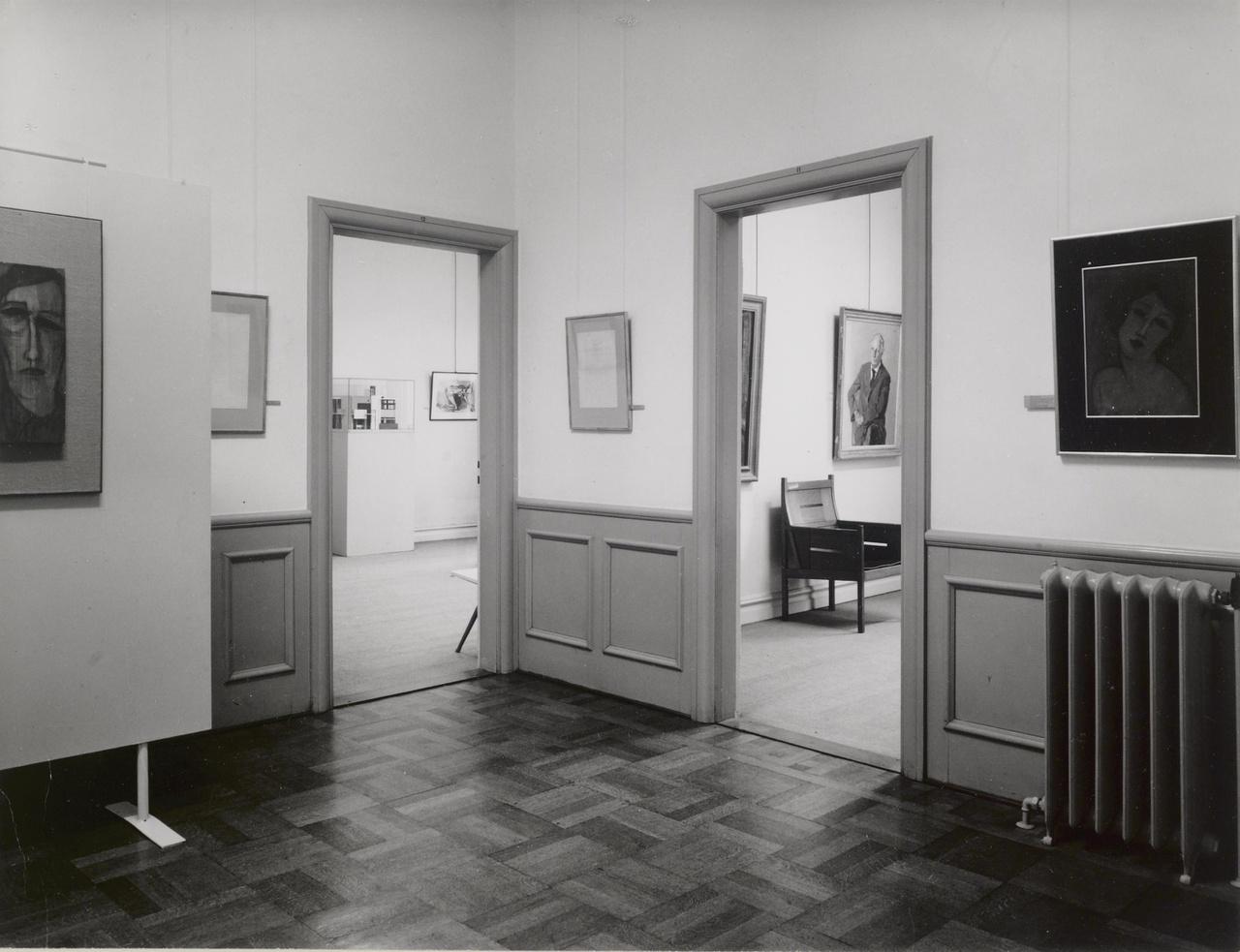 Werken van Modigliani in Nederlands bezit