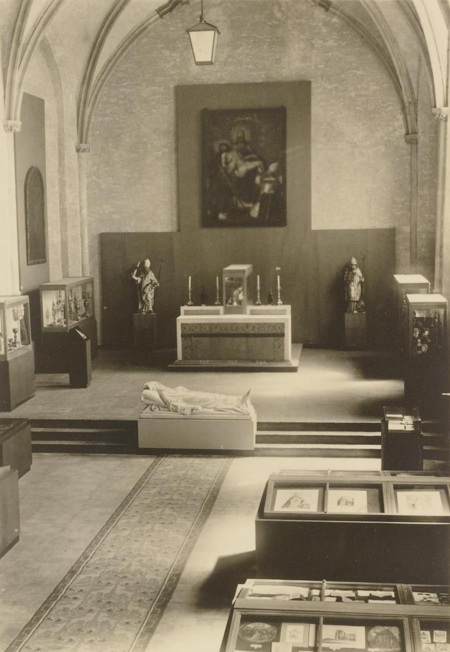 Willibrord-herdenking 739-1939. Tentooonstelling vroeg-middeleeuwsche kunst
